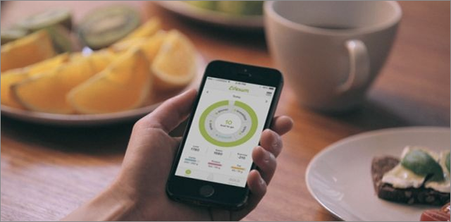 Best 5 diet apps